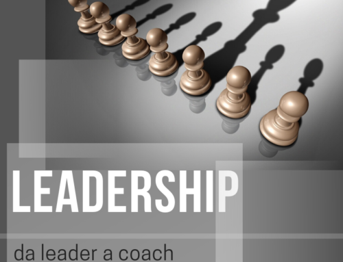 LEADERSHIP – da leader a coach